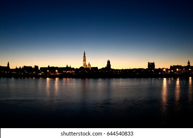 Lights of Antwerp, City lights