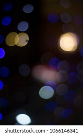 lights bokeh