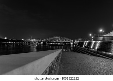 Lights at Cologne