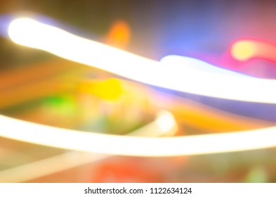 Lights motion abstract backgrounds and texture