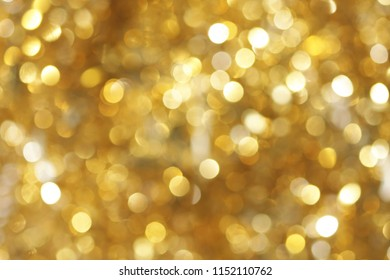 Lights Sparkled Abstract Design Dackground