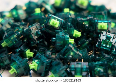 Lightwave Linear Mechanical Keyboard Switches, Custom Keyboard Parts, Components