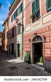 liguria is a coastal region of north-western Italy, where Genoa is the capital. The region is popular with tourists for its beaches, towns, and cuisine