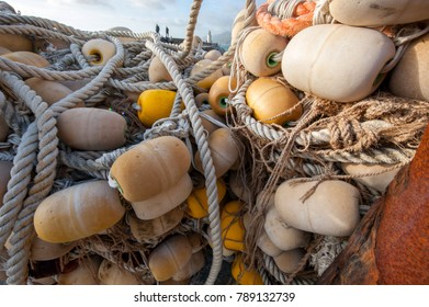 Ligurian fishing port