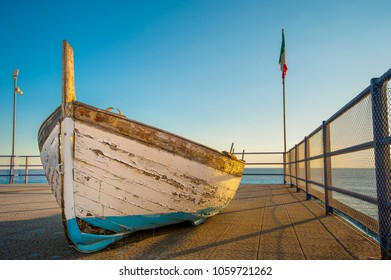 Ligurian skiff term skiff is used for unrelated styles of small boat Traditionally these are coastal craft used for leisure or fishing, and have a one-person  or small crew