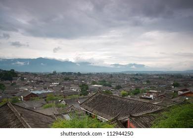 Lijiang old town, yunnan, China