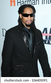 Lil Jon at the Salute To Icons Clive Davis Pre-Grammy Gala. Beverly Hilton Hotel, Beverly Hills, CA. 02-07-09