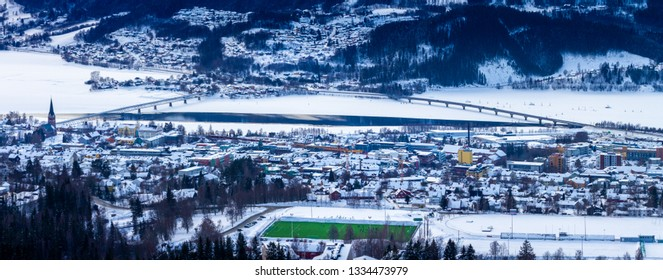 Lillehammer in Norway
