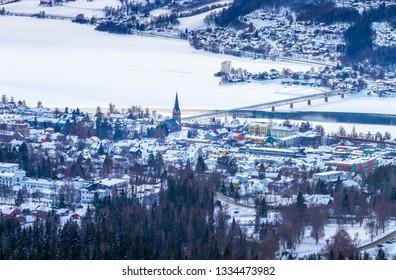Lillehammer in Norway