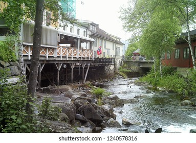 Lillehammer Norway olympic city