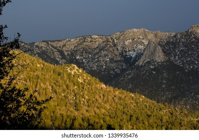 Lily Rock in Idyllwild California