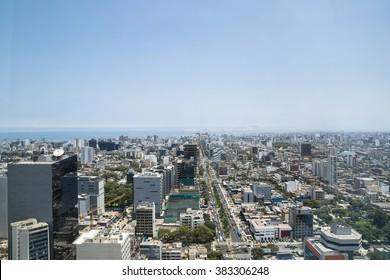 Lima city