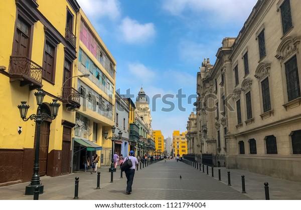 Lima - Peru Cityscapes