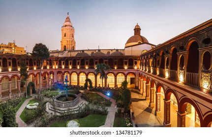 Lima, Peru: Santo Domingo Monastery