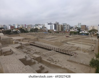 Lima's Huaca Pucllana