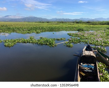 limboto lake, gorontalo, Indonesia