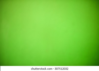 Lime green walls blurred background