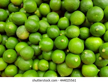 A lot of limes