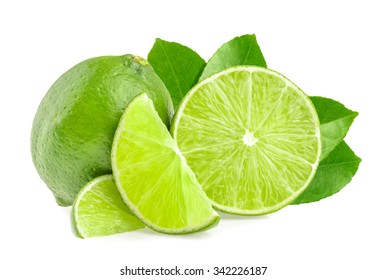 Limes isolated