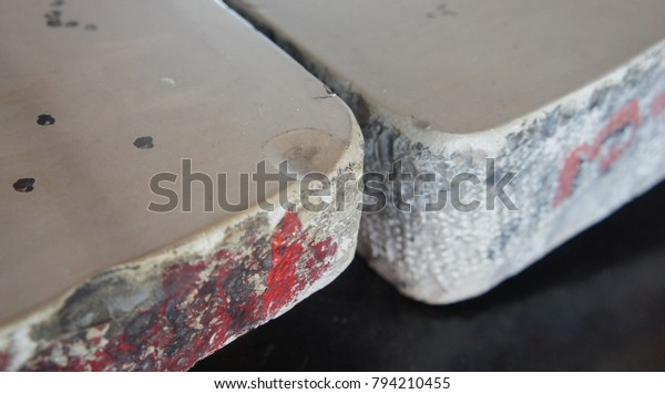 Limestone blocks for printmaking