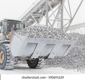limestone loading