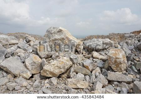 Limestone Quarry Stock Photo (Edit Now) 435843484 - Shutterstock