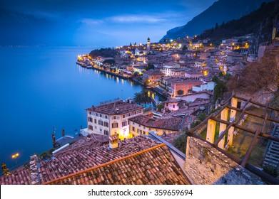 Limone sul Garda, Garda Lake, Lombardia, Italy