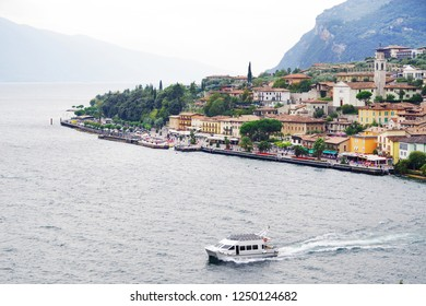 Limone sul Garda Resort, Lombardy region of Italy
