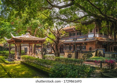 Lin family Mansion and Garden in Taipei, taiwan