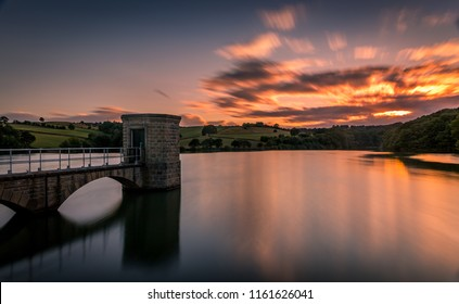 Linarce Reservoir Derbyshire Chesterfield