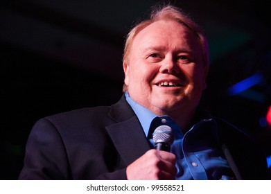 LINCOLN, CA - APRIL 7: Louie Anderson performs at Thunder Valley Casino Resort in Lincoln, California on April 7, 2012