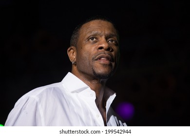 LINCOLN, CA - June 14: Keith Sweat performs in support of Summer Jam 2014 at Thunder Valley Casino Resort in Lincoln, California on June 14, 2014