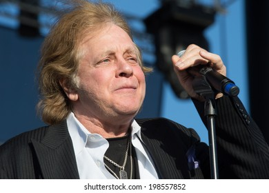 LINCOLN, CA - June 7: Eddie Money kicks off Thunder Valley Casino's 2014 Summer Concert Series with Rick Springfield and Loverboy at Thunder Valley Casino Resort in Lincoln, California on June 7, 2014