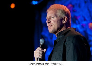 LINCOLN, CA - MARCH 2: George Canton performs at Thunder Valley Casino Resort in Lincoln, California on March 2, 2012