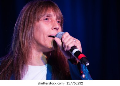 LINCOLN, CA - NOVEMBER 3: Jeff Keith announces new CD Jeff Keith and Country Music Friends at Thunder Valley Casino Resort in Lincoln, California on November 3, 2012