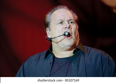 LINCOLN, CA - September 18th: KC and The Sunshine Band performs at Thunder Valley Casino and Resort in Lincoln, California on September 18th, 2011