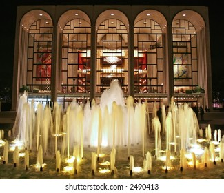 Lincoln Center- Manhattan