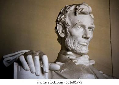 Lincoln Memorial Statue