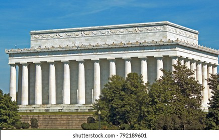 Lincoln Memorial Summer