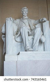 Lincoln Memorial, Washington D.C., July 2017