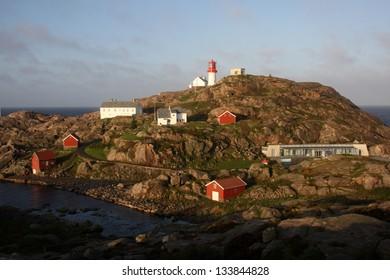 Lindesnes fyr, Norway