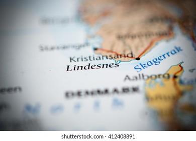 Lindesnes. Norway