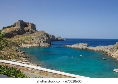 Lindos Griechenland