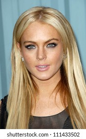 Lindsay Lohan  at the 2007/2008 Chanel Cruise Show Presented by Karl Lagerfeld. Hanger 8, Santa Monica, CA. 05-18-07