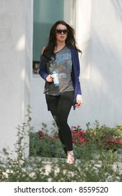 Lindsay Lohan out in Los Angeles
