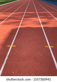 Line and lane of running