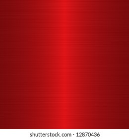 linear brushed crimson red background with central highlight