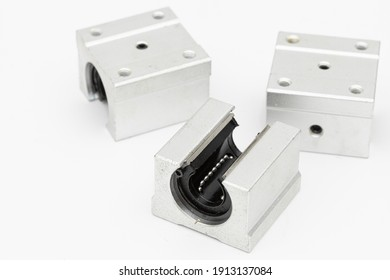 Linear Motion Ball Bearing for CNC machine construction