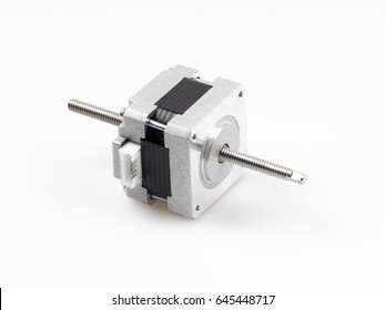 A linear stepper motor (actuator) creates translational motion with the simple operation of a stepper motor resulting in a cost effective and reliable motion solution.