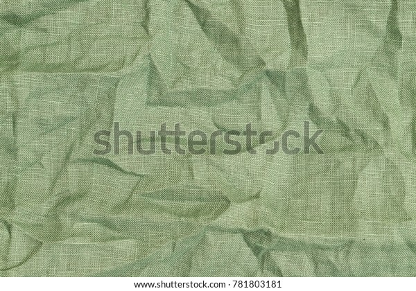 Linen Fabric Texture Stone Washed Pure Stock Photo (Edit Now